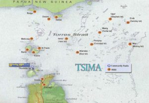 TSIMA Network Map