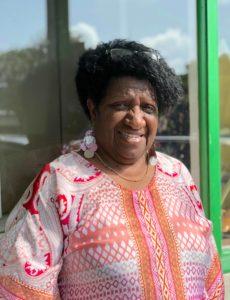 Margaret Cowley - TSIMA President