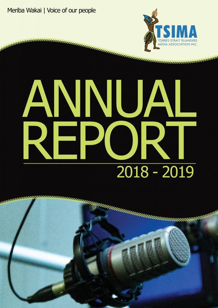 TSIMA Annual Report 2018-2019